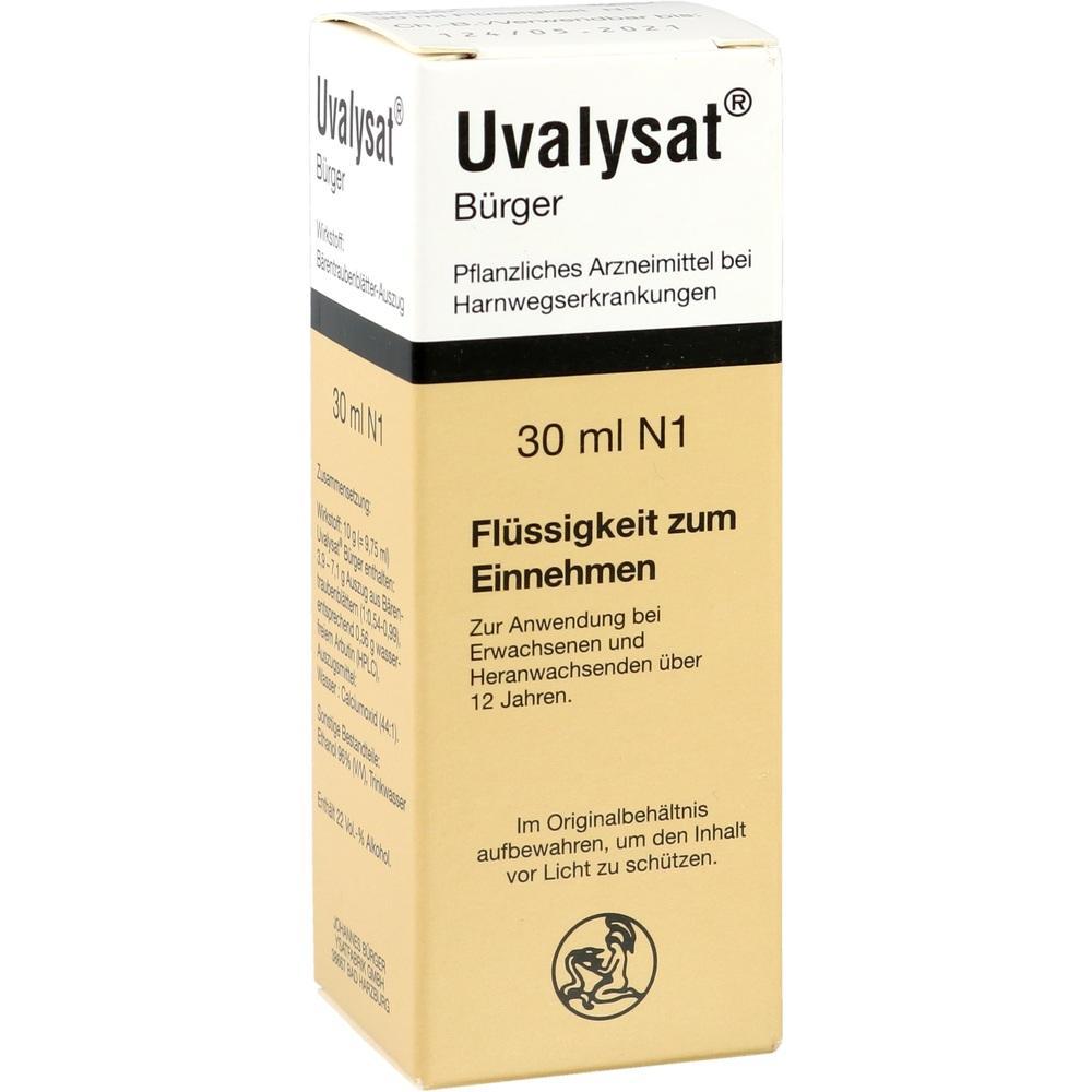 Uvalysat buerger tropfen dosierung ciprofloxacin