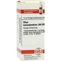 Lm Rhus Tox Xviii Dilution