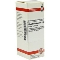 Rhus Toxicodendron C30 Dilution