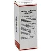 Natrium Sulfuricum Oligoplex Liq