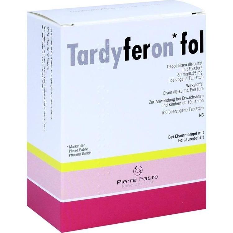 tardyferon durchfall
