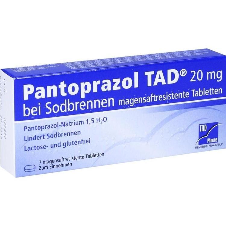 Pantoprazol tad 40 mg инструкция по применению