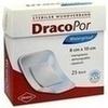 Dracopor waterproof Wundverband 8x10 cm steril 25 St