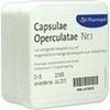 Capsulae Operculatae Kapseln Nr.1 0,5 100 St