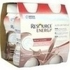 Resource Energy Schokolade 4X200 ml
