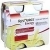 Resource Energy Vanille 4X200 ml