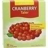 Cranberry Cerola Taler Grandel 32 St