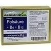 Folsäure+B6+B12 Kapseln 120 St