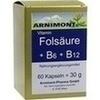 Folsäure+B6+B12 Kapseln 60 St