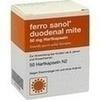 Ferro Sanol duo mite 50mg Hartk.m.msr.üb.Pell. 50 St