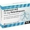 Ambroxol AbZ 75 mg Retardkapseln 20 St