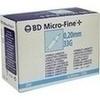 Bd Micro-Fine+ Lanzetten 33 G 0,20 mm 200 St
