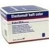 Elastomull haft color 6 cmx20 m Fixierb.blau 1 St