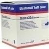 Elastomull haft color 10 cmx20 m Fixierb.blau 1 St