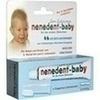 Nenedent Baby Zahnpflege Set 20 ml