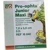 Pro-Ophta Junior maxi Okklusionspflaster 5 St