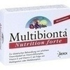 Multibionta Nutrition forte Kapseln 20 St