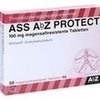 Ass AbZ Protect 100 mg magensaftresist.Tabl. 50 St