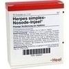 Herpes Simplex Nosode Injeel Ampullen 10 St