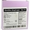 Diaphragma Silikon Wide Seal 75 mm 1 St