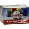 Pressotherm Sport-Tape 3,8 cmx10 m rot 1 St