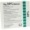 Mg 10% Inresa Injektionslösung 5X10 ml