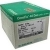 Omnifix Duo 40 Insulinspr.1 ml 100X1 ml