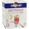 Ortopad for girls regular Augenokklusionspflaster 50 St