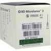 Bd Microlance Kanüle 21 G 1 1/2 0,8x40 mm 100 St