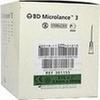 Bd Microlance Kanüle 21 G 2 0,8x50 mm 100 St
