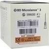 Bd Microlance Kanüle 25 G 5/8 0,5x16 mm 100 St