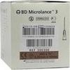 Bd Microlance Kanüle 26 G 3/8 0,45x10 mm 100 St