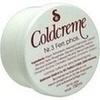 Coldcreme Nr.3 Ferrum phosph. 150 ml