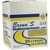 Erena Steril Mullkompr.7,5x7,5 cm 8fach 25X2 St