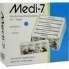 Medi 7 Medikamentendos.f.7 Tage blau 1 St