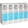 Calcium Sandoz forte Brausetabletten 100 St