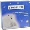 Kalt-Warm Kompresse FrostiFix 12x29 cm blau Vlies 1 St