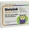 Unizink Immun Plus Kapseln 1X10 St