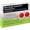 Neo Angin Halstabletten zuckerfrei 24 St