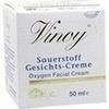 Vinoy Sauerstoff Gesichtscreme 50 ml