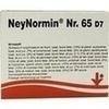Neynormin Nr.65 D 7 Ampullen 5X2 ml