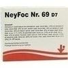 Neyfoc Nr.69 D 7 Ampullen 5X2 ml