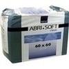 Abri Soft Krankenunterlage 60x60 cm 25 St