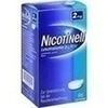 Nicotinell Lutschtabletten 2 mg Mint 96 St
