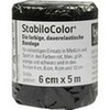 Bort StabiloColor Binde 6cm schwarz 1 St