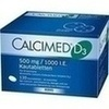 Calcimed D3 500 mg/1000 I.E. Kautabletten 120 St