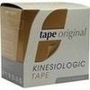 Kinesiologic tape original 5 cmx5 m beige 1 St