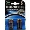 Duracell Ultra Power Aaa (Mn2400/Lr03)K4 m.Powerch 4 St
