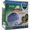 Wick Mini Ultraschall Luftbefeuchter 1 St