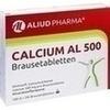 Calcium Al 500 Brausetabletten 100 St